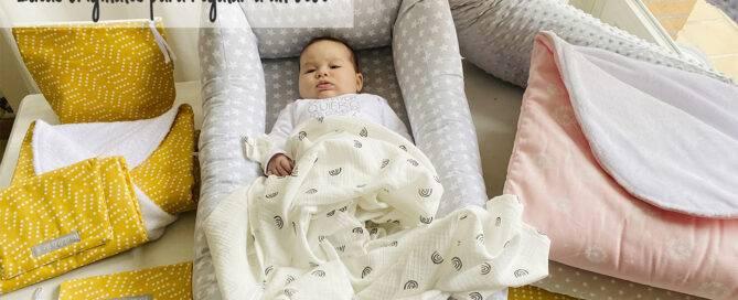 regalos recién nacidos para bebés mimuselina