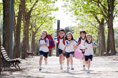 bebés y niños en vacaciones qué hacer con los niños en verano