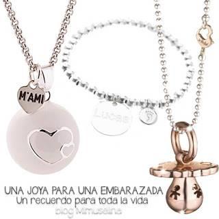 joyas de regalos a embarazadas blog mimuselina