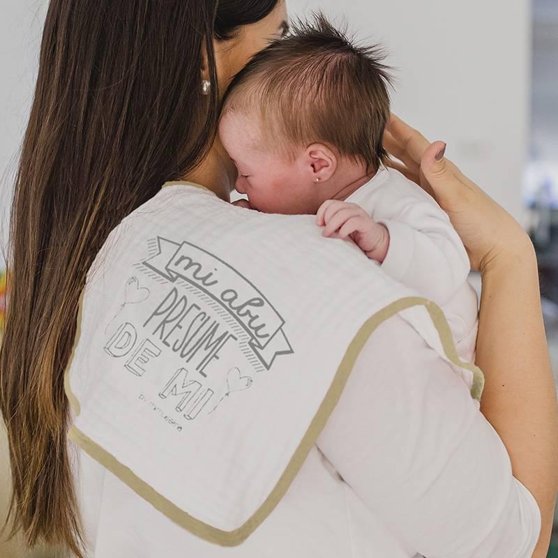 babita bebé mini muselina