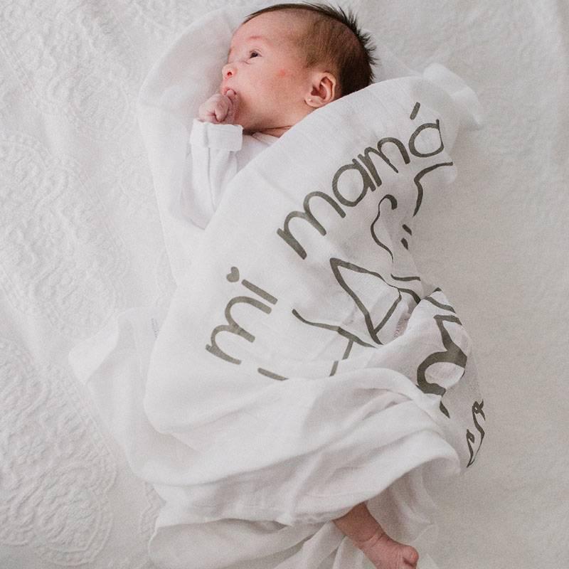 Muselina bebé