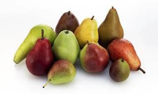alimentación complementaria bebé introducción fruta pera