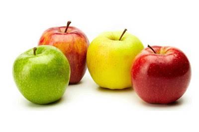 alimentación complementaria fruta bebé