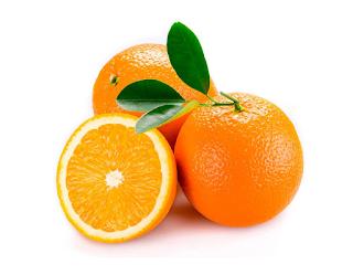 alimentación complementaria del bebé naranja