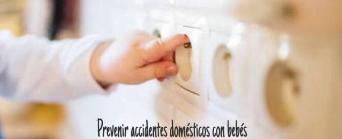 Prevención de accidentes domésticos con bebés y primeros auxilios a un recién nacido