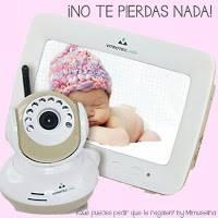 cámara vigila bebés regalo futuros papás