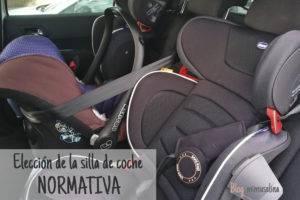 como se llama la silla de los bebes para coches