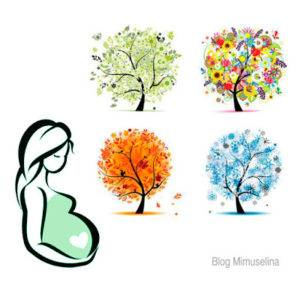 Mejores meses para dar a luz mejor mes quedarse embarazada blog mimuselina