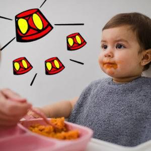 Mi niño no quiere comer qué puedo hacer