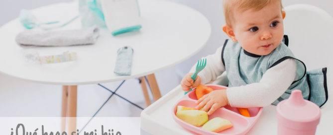 Mi hijo no quiere comer blog mimuselina