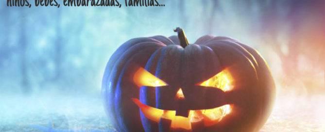 Disfraces para Halloween para niños, embarazadas, familias, bebés