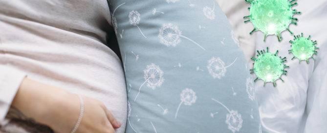 Dudas sobre embarazo y coronavirus