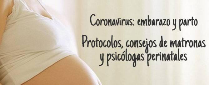 Embarazos y partos en tiempos de coronavirus