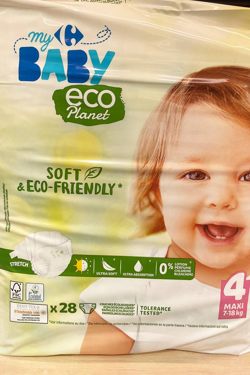 pañles eco friendly carrefour mimuselina blog