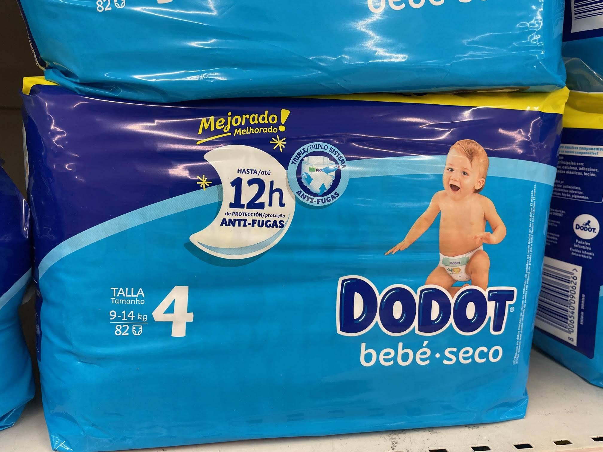 dodot bebe seco mimuselina blog mejores y peores pañales