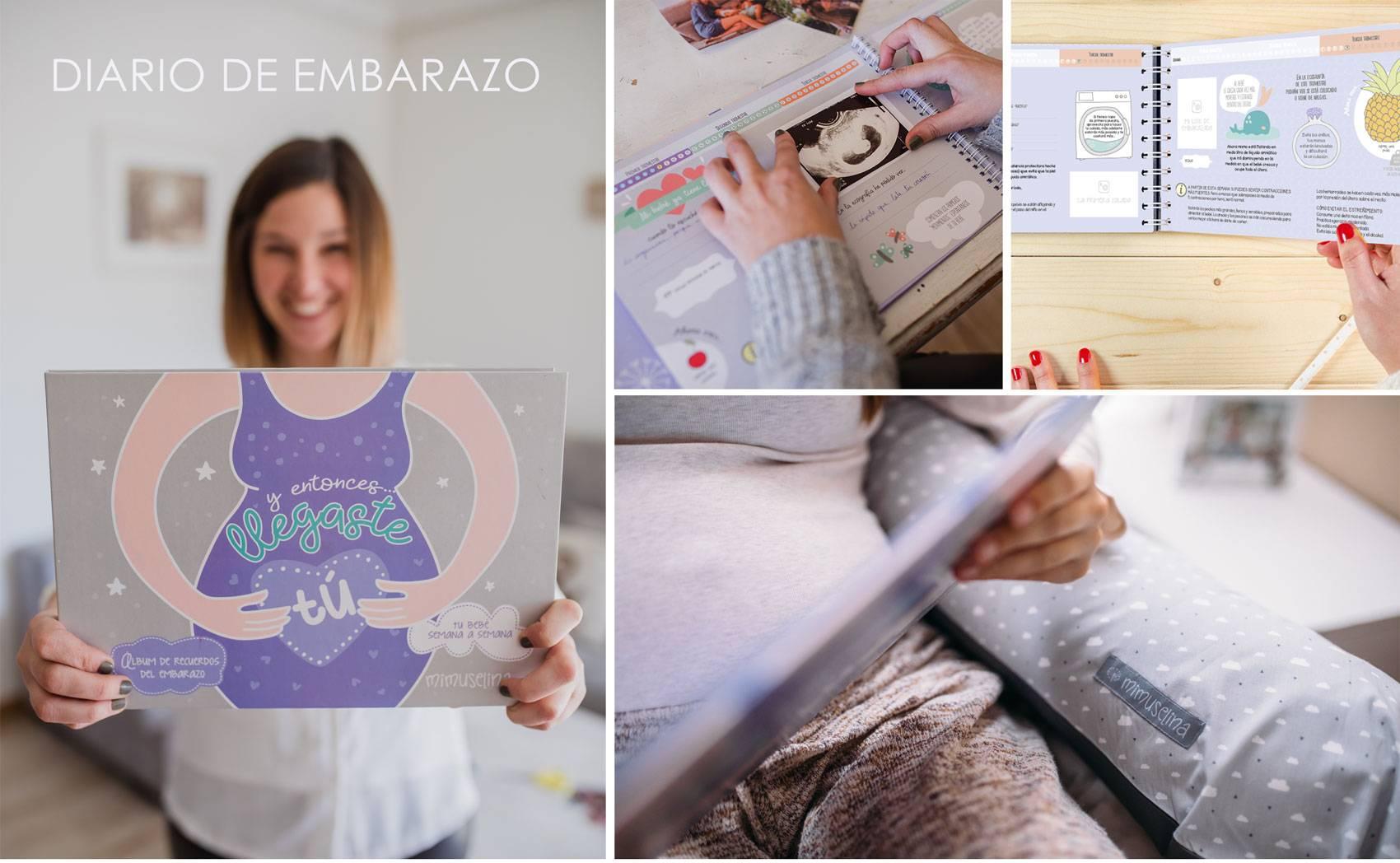 libro del embarazo mimuselina