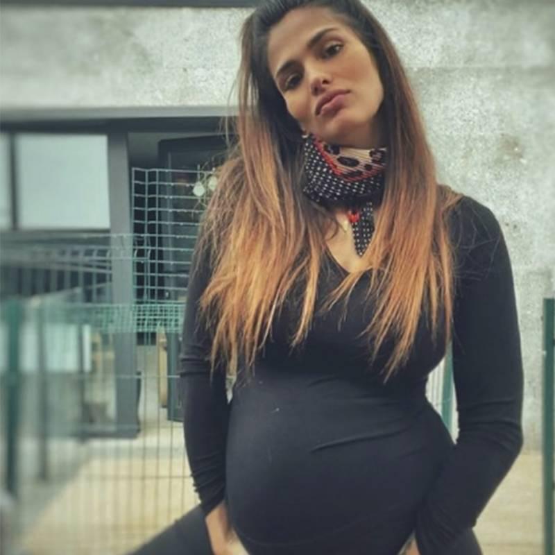 Sara Sálamo embarazo y parto en tiempos de coronavirus baby boom post confinamiento