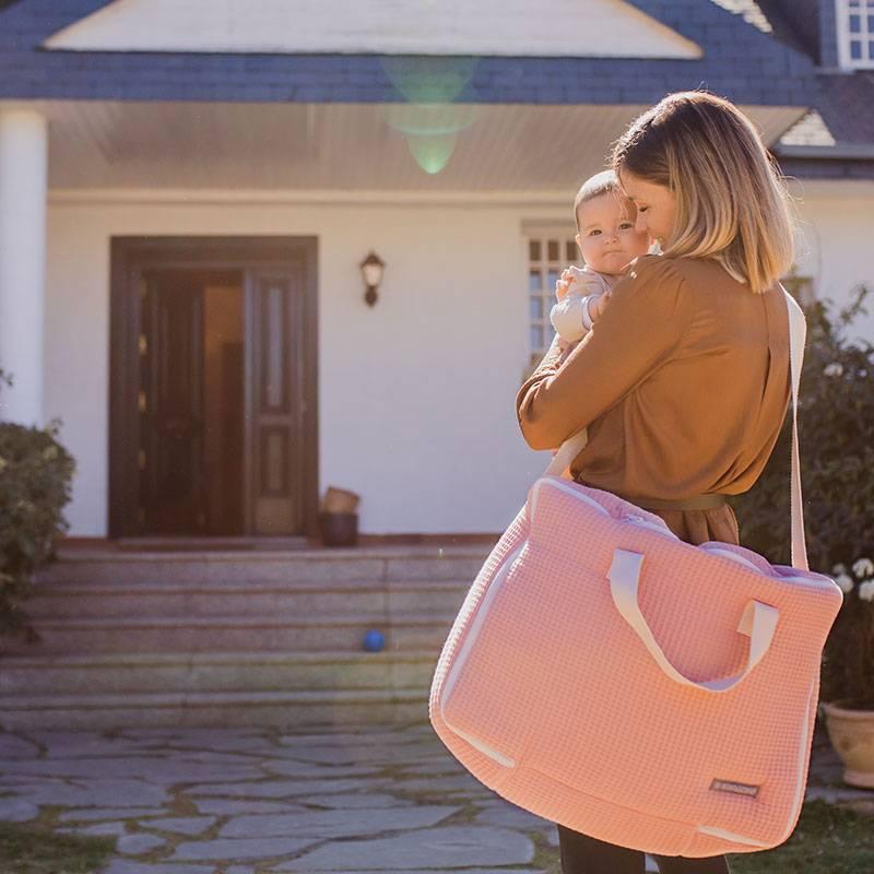 Maleta para viajar con bebé