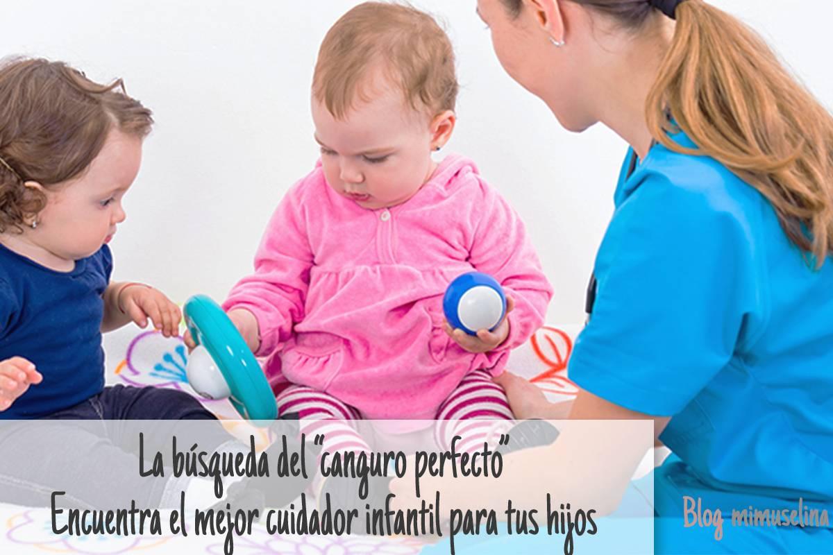 canguro para bebés y niños mimuselina blog