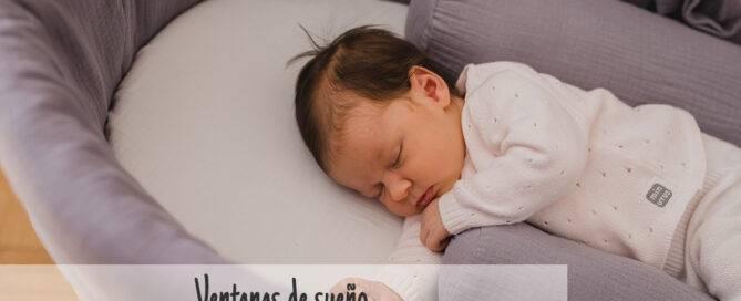 ventanas de sueño cuanto duerme un bebe mimuselina