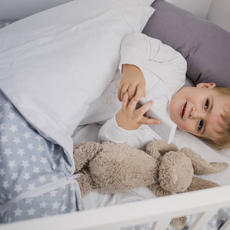 Regresiones del sueño en bebés y niños